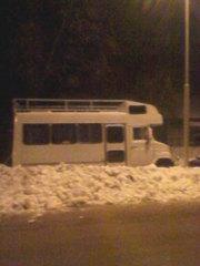 Автобус кавз на базе ЗиЛ (бычок) 18 мест 2002г. 270 т.р.