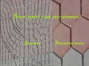 Полимерпесчаные тротуарная плитка,  брусчатка,  бордюр,  люки