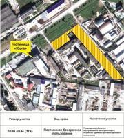 Земельный участок 1Га под промышленное строительство в черте г.Тюмени