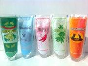 Косметические лосьоны с содержанием спирта 75%,  цена от 5, 60 до 10.60 рублей.
