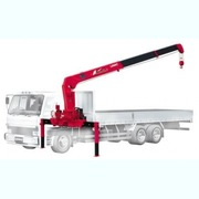 Услуги манипулятора Mitsubishi Fuso: перевозка грузов город и межгород