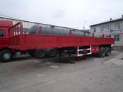 Полуприцепы и прицепы LuFeng - Полуприцеп самосвальный 50 тонн