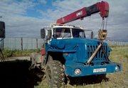 Продам манипулятор на базе Урал 4320,  1991г.в.