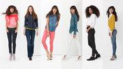 Женские джинсы - лот 20 пар