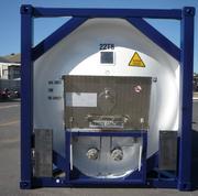 Танк-контейнер T50 для СУГ