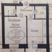 Продам 1-комнатную в Тарманах