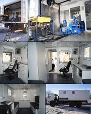 Лаборатория исследования скважин на базе КамАЗ 43114