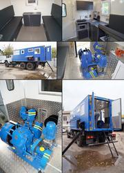 Агрегат исследования скважин УРАЛ 4320