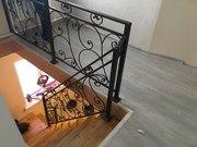 Изготовление метало каркаса лестниц