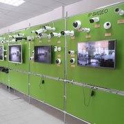 Системы видеонаблюдения,  видеодомофона под ключ.