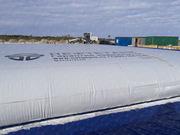 Полимерные эластичные резервуары ПЭР