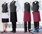униформа для кафе и ресторанов, униформа для официантов