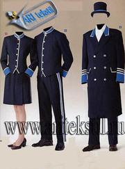 униформа для гостиниц