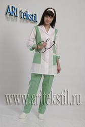 Медицинские халаты,  Медицинские костюмы