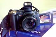 фотоаппарат Canon PowerShot S5IS в отличном состоянии