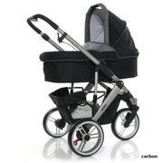 Продаётся детская коляска комбинированная 2в1 ABC Design Rodeo