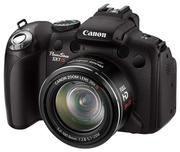 Продам фотоаппарат Canon SX 1is